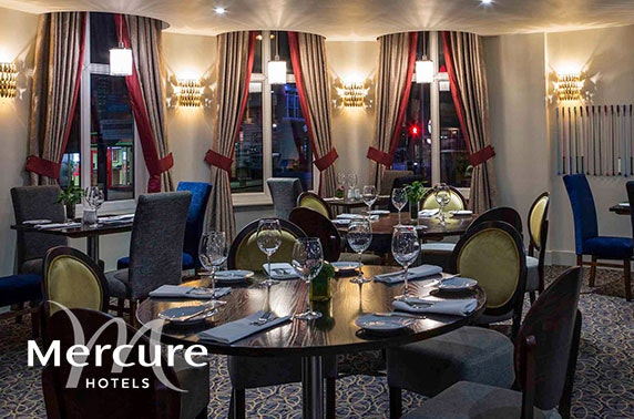Mercure Doncaster Centre Danum Hotel stay