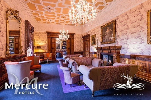 4* Ardoe House Hotel stay