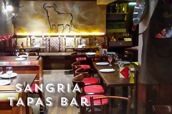 Authentic Spanish dining & wine - from £9.50pp