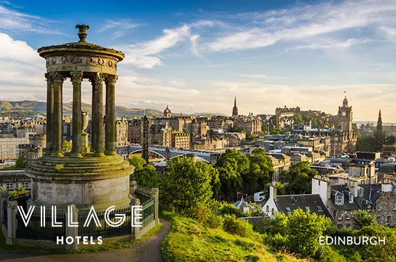 Scottish city breaks - choice of 3 locations from £69