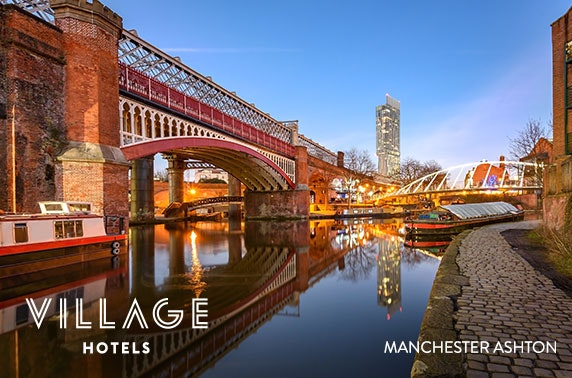 North of England getaways - choice of 11 hotels from £79