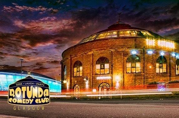 Rotunda Comedy Club tickets – from £9pp!