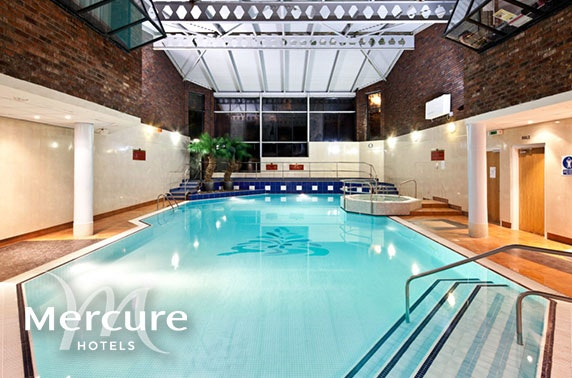 Mercure Bolton Georgian House Hotel stay - £69