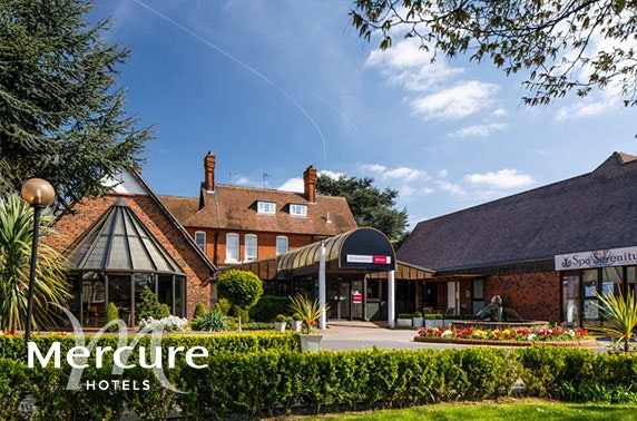 Mercure Hull Grange Park Hotel stay - £69