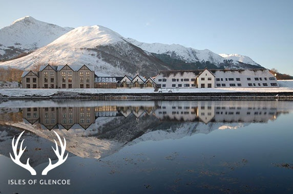 Glencoe winter escape