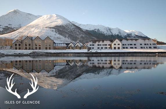 Glencoe winter escape
