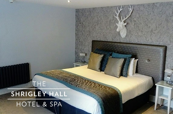 Shrigley Hall Hotel stay