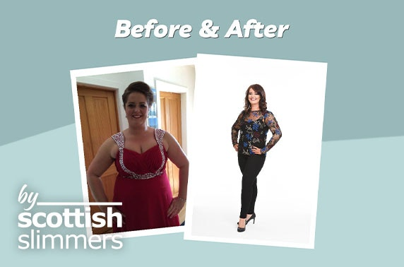Scottish Slimmers digital membership - from £3 per month
