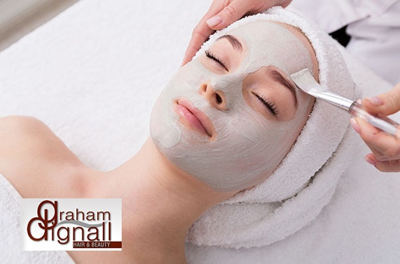 Graham Dignall Hair & Beauty treatments
