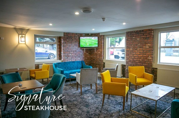 2 or 3 course steak dining - from £9.50pp