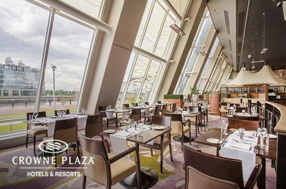 4* Crowne Plaza Prosecco afternoon tea