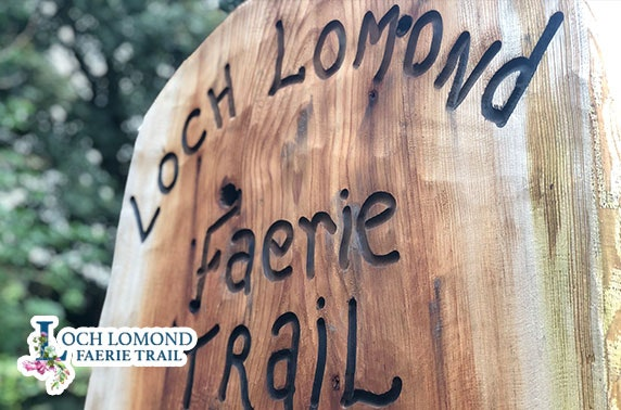 Loch Lomond Scary Faerie Trail from £6pp