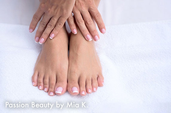 Gel nails - from £12