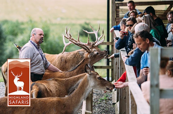 Red Deer Centre entry - from £7pp