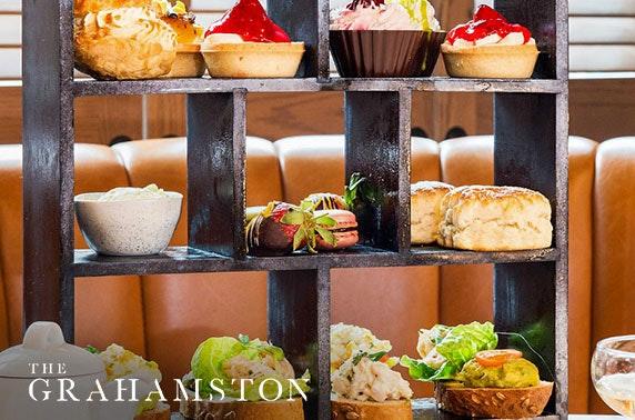 The Grahamston afternoon tea, 4* Radisson Blu