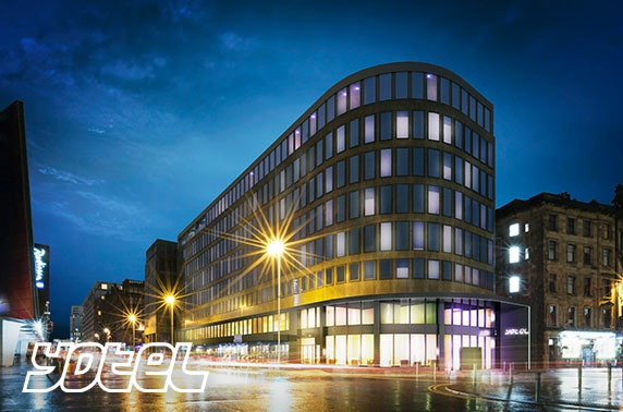 Glasgow City Centre stay - from £59
