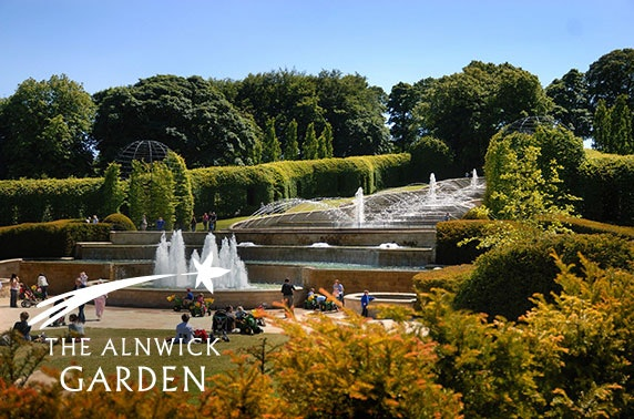 The Alnwick Garden entry