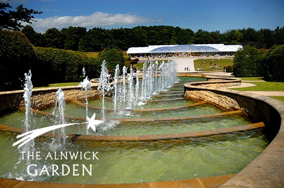 The Alnwick Garden entry