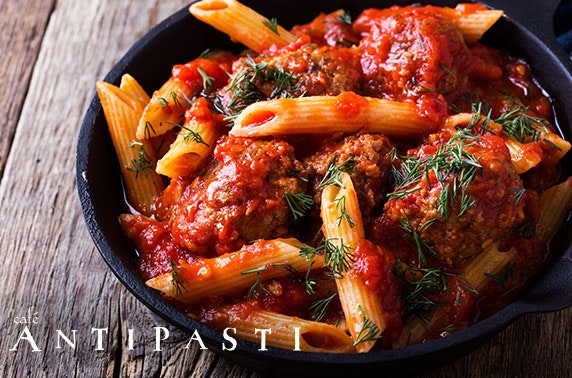 Pizza or pasta & Prosecco - from £7pp