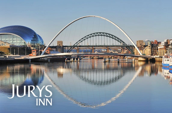 Newcastle City Centre stay - from £49
