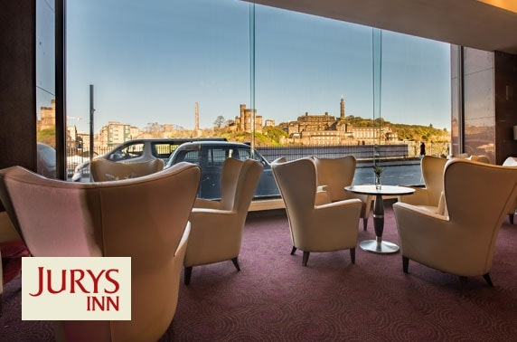 Edinburgh City Centre stay - £55