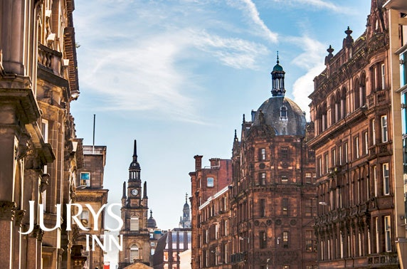 4* Glasgow City Centre stay - from £69