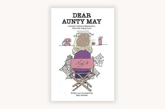 Copy of Dear Aunty May from The Wee Book Company