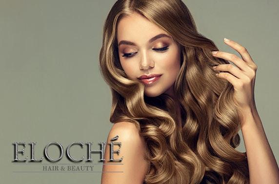 Eloché Hair & Beauty treatments