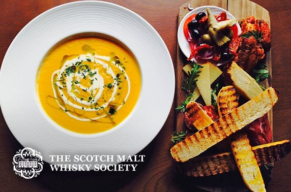 Scotch Malt Whisky Society workshop