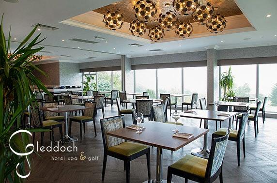 4* Gleddoch – Hotel stay