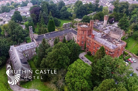 Ruthin Castle DBB