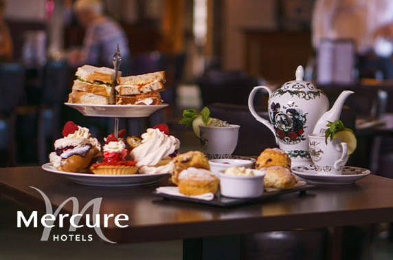 Mercure Perth afternoon tea