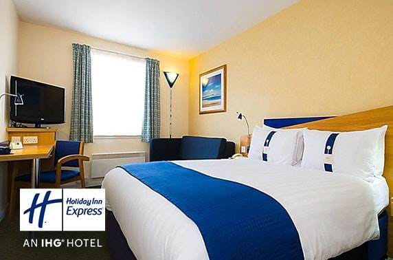 Aberdeen City Centre stay from £45