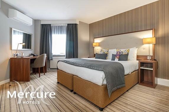 Mercure Preston stay - from £59