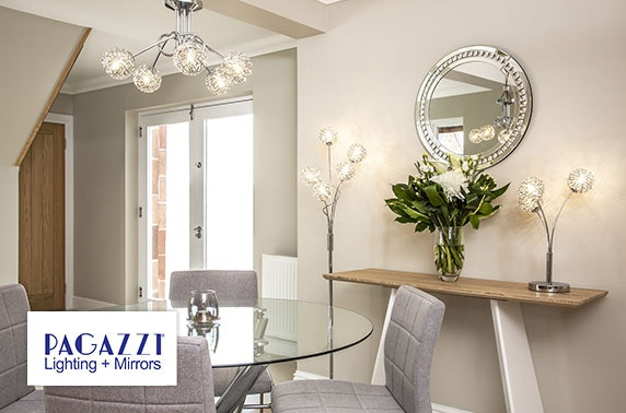£30 or £50 Pagazzi Lighting voucher