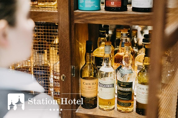 4* The Station Hotel whisky retreat, Speyside