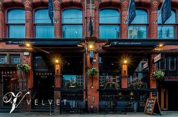 Canal Street, Manchester stay - from £89