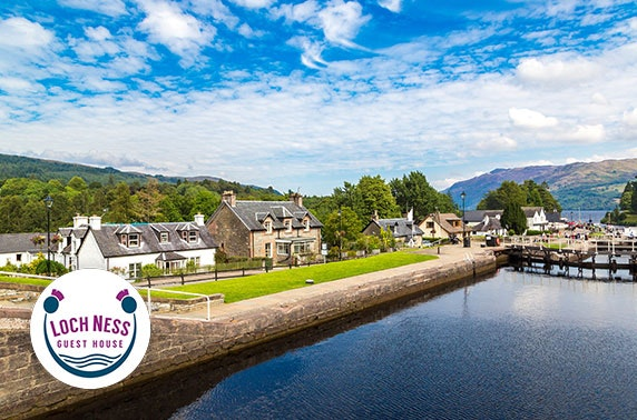 Two night Loch Ness getaway - £99