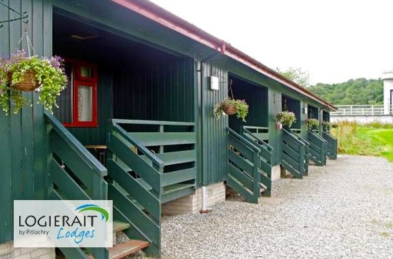 Pitlochry self-catering getaway