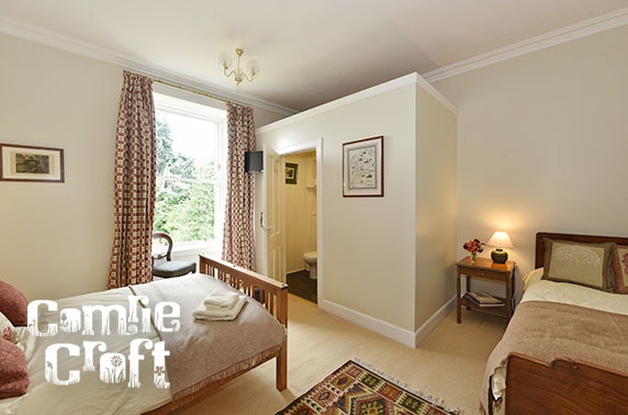 Self-catering stay, Crieff