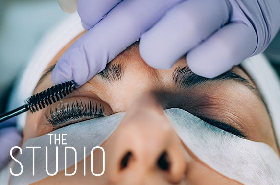 The Studio Aberdeen beauty treatments