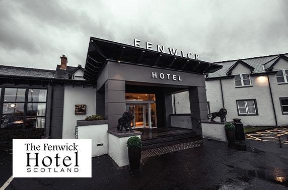 Ayrshire getaway - from £55