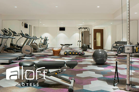 Aloft Liverpool stay - from £69