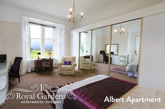 Stirling self-catering stay