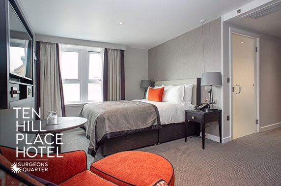 4* Edinburgh City Centre stay