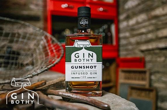Award-winning Gin Bothy tasting experience