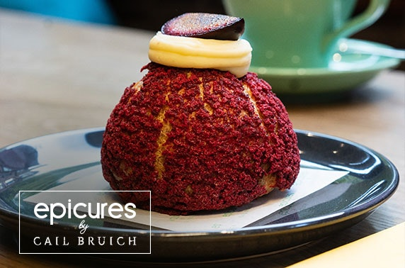 epicures by Cail Bruich artisan bakery box