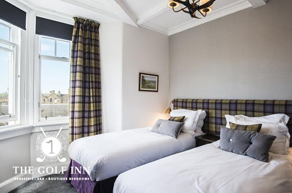 St Andrews stay