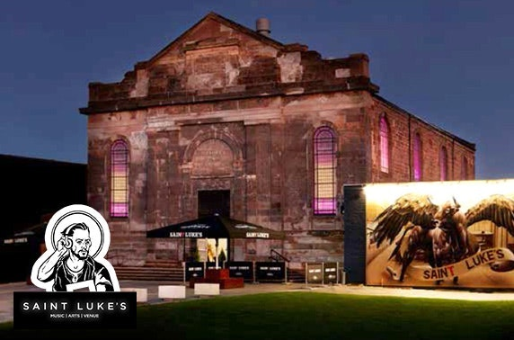 Saint Luke's and The Winged Ox dining - from £7pp