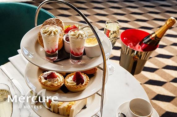 Afternoon tea, Princes Street